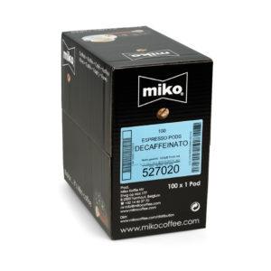 Miko Decaf Espresso Pods