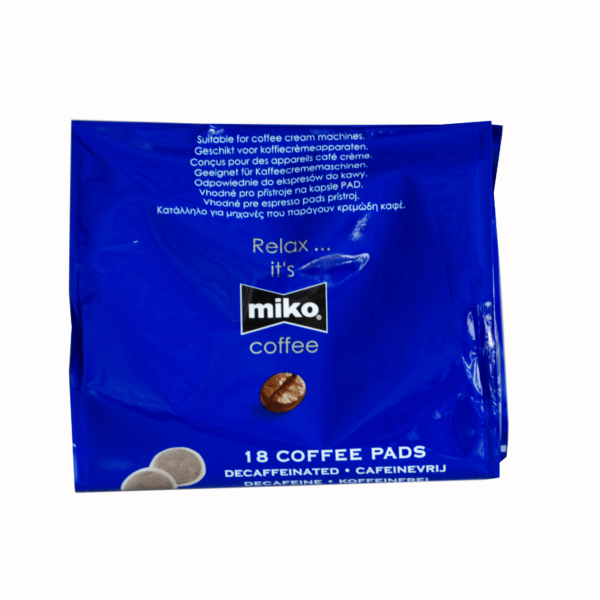 Miko Decaf Coffee Pads