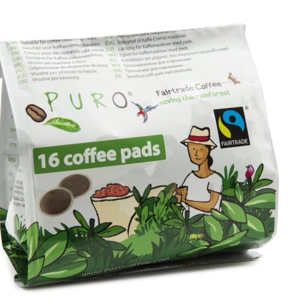 Puro Coffee Pads