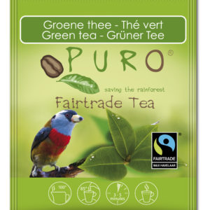 Puro Fairtrade – Green Tea