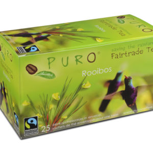 Puro Fairtrade – Rooibos Tea