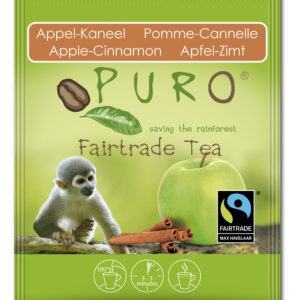 Puro Fairtrade – Apple Cinnamon Tea