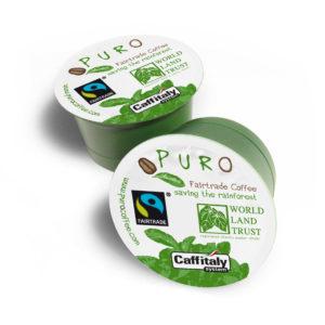 Puro4u Fairtrade Capsules