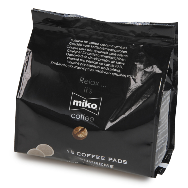 Miko Supreme Coffee Pads